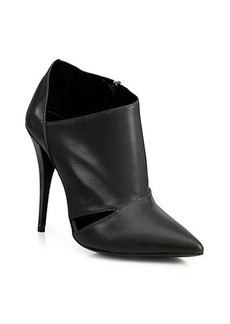 Narciso Rodriguez Carolyn Leather Booties
