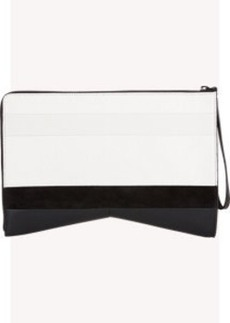 Narciso Rodriguez Colorblock Clutch