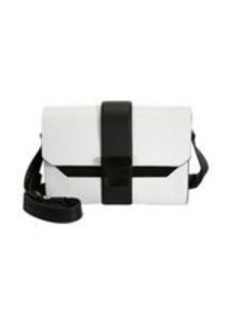 Narciso Rodriguez Colorblock SaddleBag
