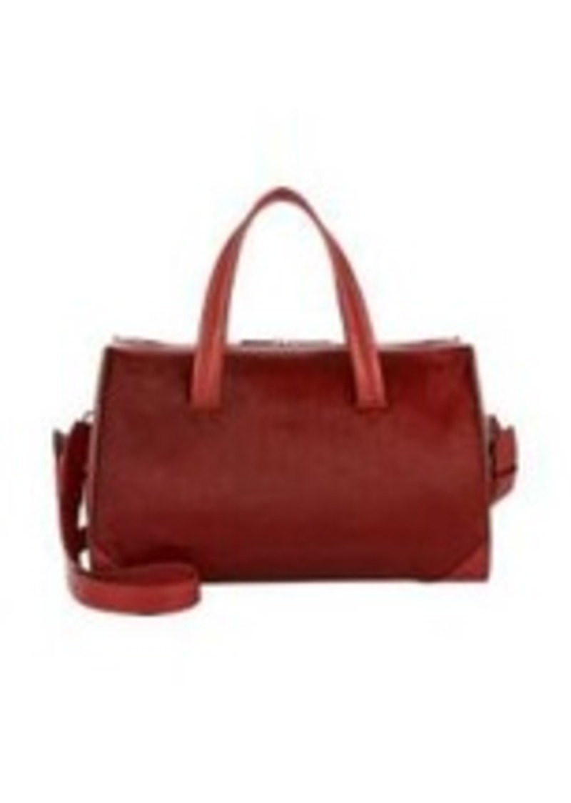Narciso Rodriguez Haircalf E/W Satchel