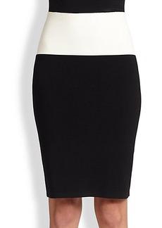 Narciso Rodriguez Milano Knit Pencil Skirt