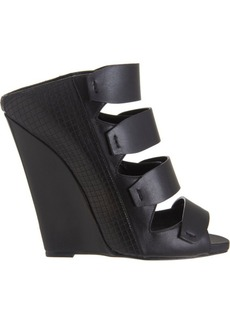 Narciso Rodriguez Multi-Strap Wedge Sandal