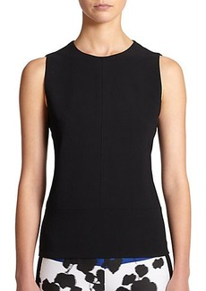 Narciso Rodriguez Scuba Cut-Out Top