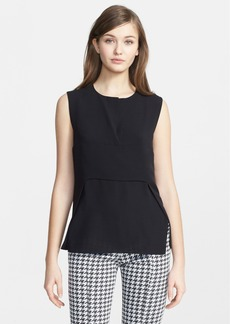 Narciso Rodriguez Silk Georgette Blouse