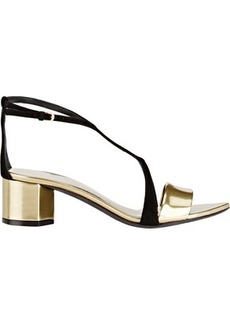 Narciso Rodriguez T-Strap Flat Sandals