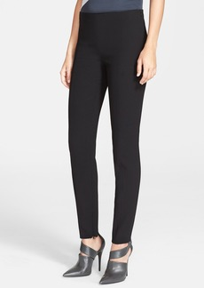 Narciso Rodriguez Wool Crepe Ankle Pants