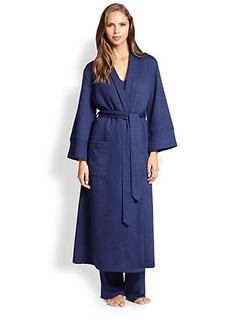 Natori Beijing Quilted Wrap Robe