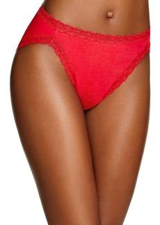 Natori Bikini - Bliss Cotton French Cut #152058
