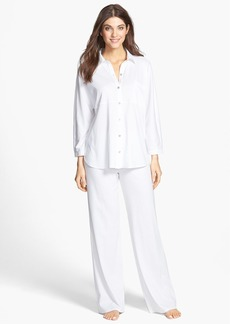 Natori 'Bliss' Cotton Pajamas
