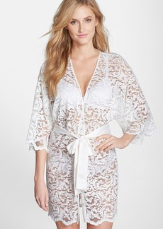 Natori 'Boudoir' Lace Robe