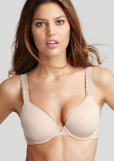 Natori Bra - Women's Body Double Lace Trim #136001