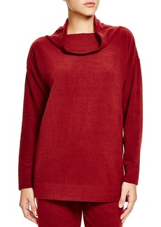 Natori Brushed Long Sleeve Top