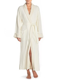 Natori Cable Knit Robe