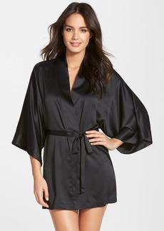 Natori Charmeuse Kimono Robe