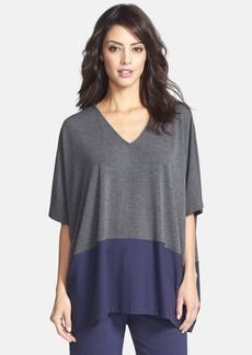 Natori Colorblock Top