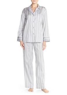 Natori 'Ella' Stripe Pajamas