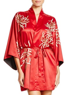 Natori Empress Embroidered Kimona Robe
