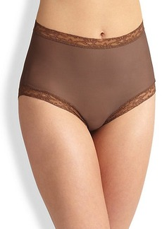 Natori Foundations Bliss Smooth True High-Waisted Briefs