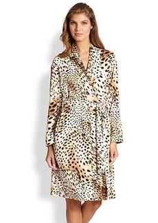 Natori Gabon Jersey Short Robe