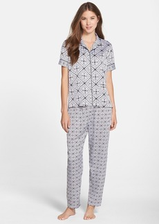 Natori 'Kago' Short Sleeve Pajamas