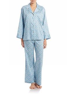 Natori Marcela Printed Pajamas