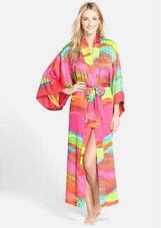 Natori 'Mirage' Long Georgette Robe