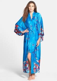 Natori 'Nadja' Charmeuse Robe
