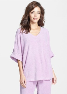 Natori 'Nirvana' French Terry Pajama Top