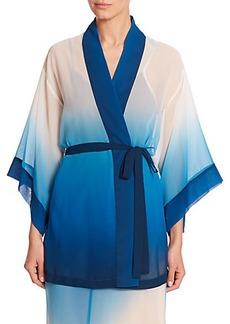 Natori Ombre Kimono Wrap Robe