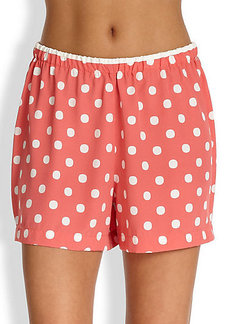 Natori Polka Dot Shorts