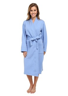 Natori Quilted Cotton Wrap