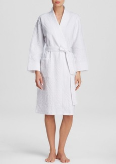 Natori Quilted Cotton Wrap Robe