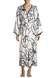 Natori Selis Long Robe