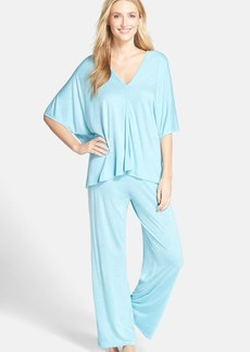 Natori 'Shangri-La' Jersey Tunic Pajamas