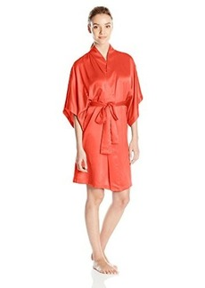 Natori Women's Charmeuse Essentials Wrap