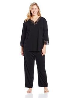 Natori Women's Plus-Size Lhasa Pajama Plus