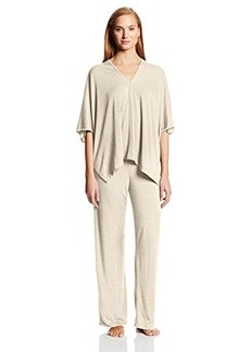 Natori Women's Shangri-La Caftan Pajama
