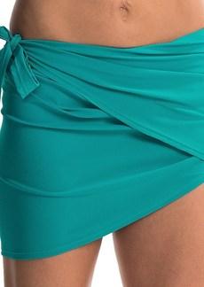 Natori Wrap Skirt Swimsuit Cover-Up (For Women)