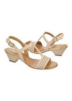 "Naturalizer® ""Belinda"" T-Strap Sandals with Cut-Out Design"