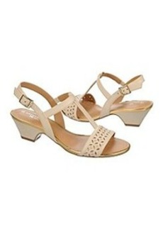 "Naturalizer® ""Belinda"" T-Strap Sandals with Cut-Out Design"