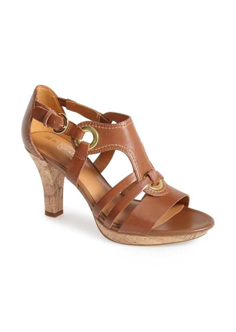 Naturalizer Naturalizer Dalena Leather Sandal Shoes