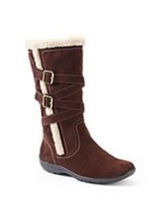 "Naturalizer® ""Freeze"" Fleece Lined Boots"