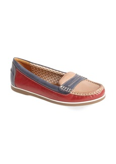 Naturalizer 'Hamilton' Colorblock Leather Loafer
