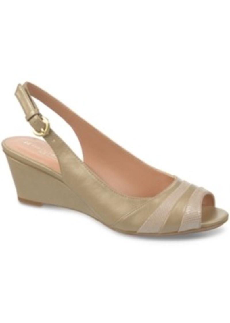 naturalizer naturalizer hton wedges s shoes