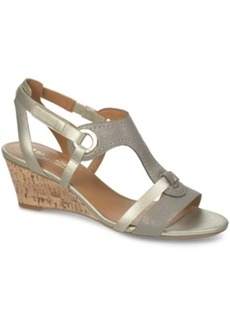 Naturalizer Heston Wedge Sandals Women's Shoes
