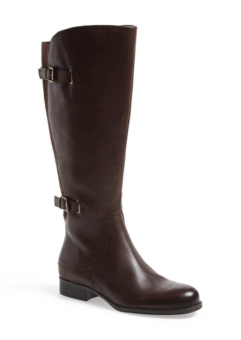 naturalizer naturalizer jamison boot wide calf