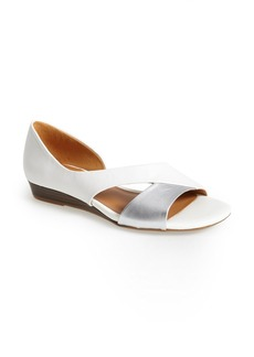 Naturalizer 'Jazzy' Half d'Orsay Flat (Women)