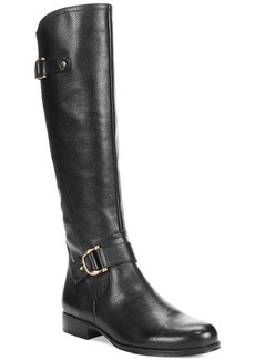 Naturalizer Jersey Wide Calf Tall Boots