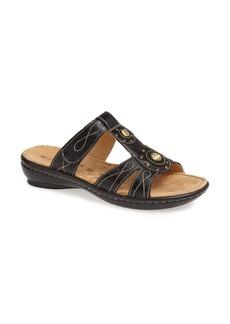 Naturalizer 'Journie' Leather Sandal