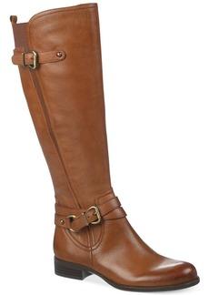 Naturalizer Jovana Wide Calf Boots